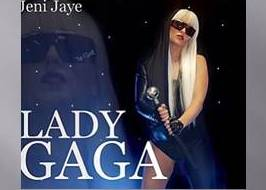Jeni Jaye as Lady Gaga Tribute North Yorkshire