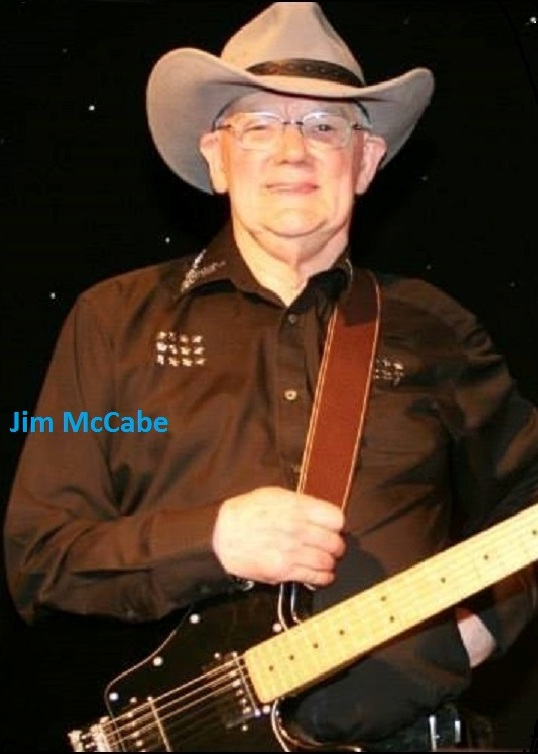 Jim McCabe Country & Swing Male Guitar Vocalist Tyne & Wear