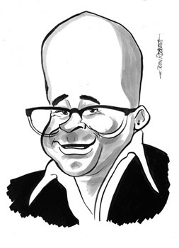 John Robert Caricatures