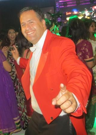 Toastmaster or Master of Ceremonies ask for Jonathan Waterman avail in the London and Southern areas