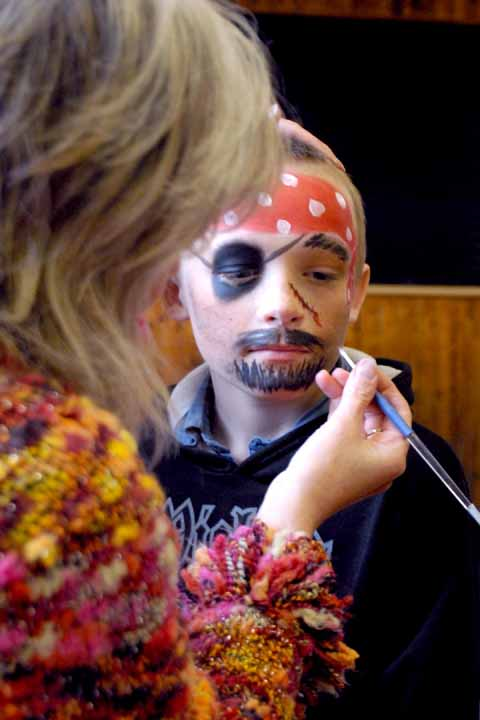 London Entertainer Julie Clark Face Painter