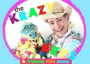 Krazy Krys Magic and Puppets West Midlands