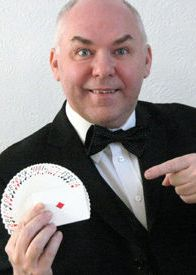 Kris Krendon Close up Magician from West Midlands