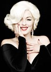Marilyn Monroe lookalike & tribute Laura Nixon