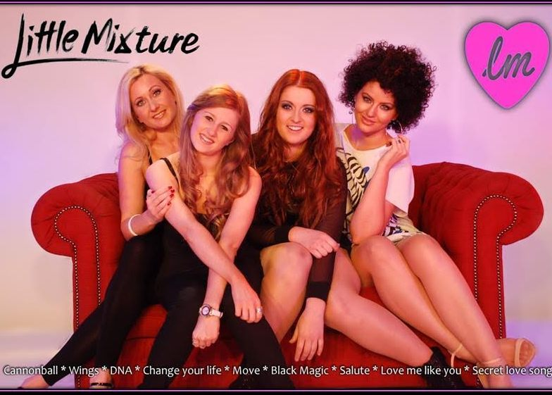 Little Mixture Tribute to Little Mix North Yorkshire