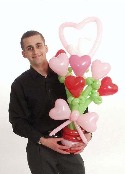 Lloyd Reed Balloon Sculptures