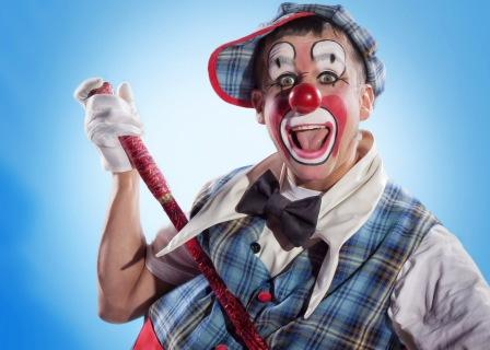 Lloyd Reed as Clumbsy the Clown