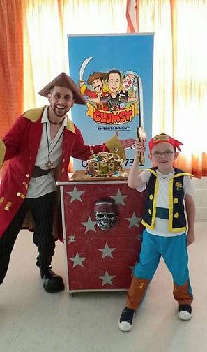 Lloyd Reed Magic Pirate Parties