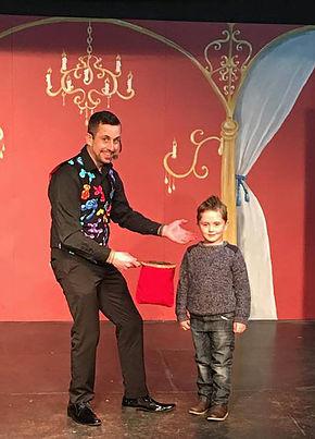 Lloyd Reed Childrens Magician