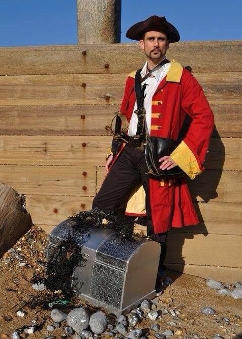 Lloyd Reed Pirate
