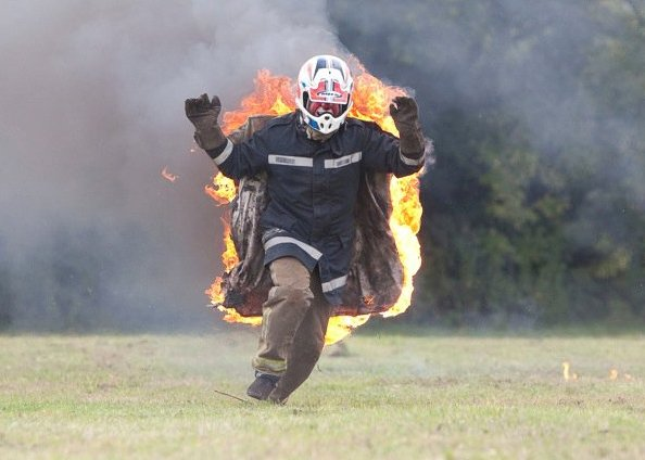 Lloyd Reed as Stuntman