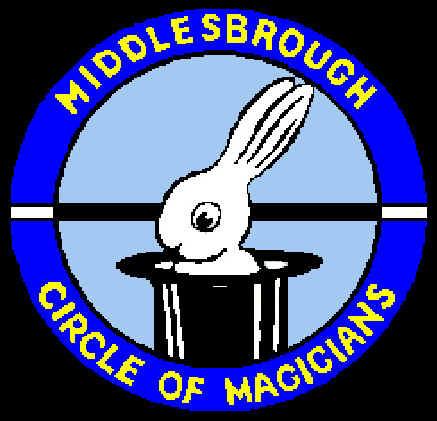 Member of Middlesbrough Magic Circle