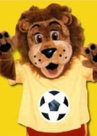 Mascot Charater Lion