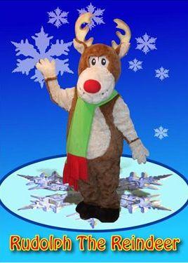 Christmas Characters Reindeer