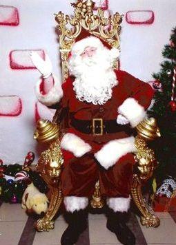 Christmas Characters Father Christmas Santa Claus
