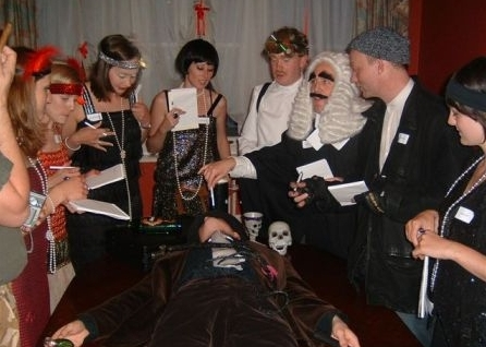 Murder Mystery Nights of Lincolnshire