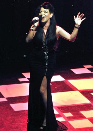 Nicola Marie Female Vocalist and Tribute Artist from Derbyshire
