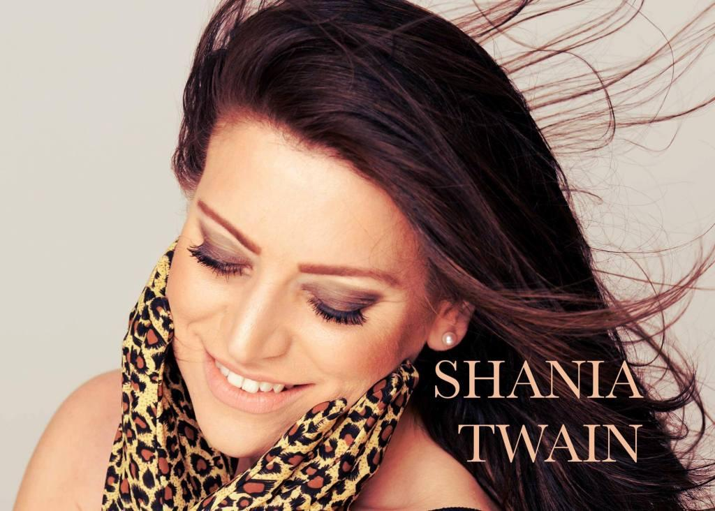 Nicola Marie as Shania Twain Tribute Derbyshire