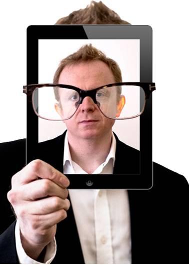 Noel Qualter Digital Magician London