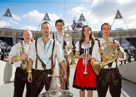 Oompah Brass of London