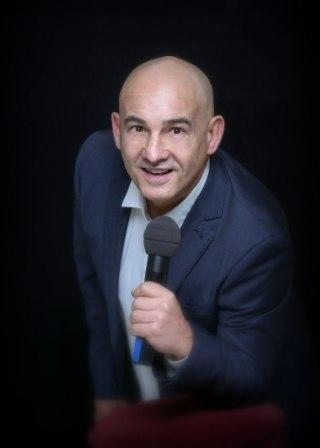 Patrick Charles Comedy Hypnotist from South Yorkshire