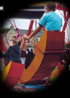 Carnival Fun Fairs - Swing Boats