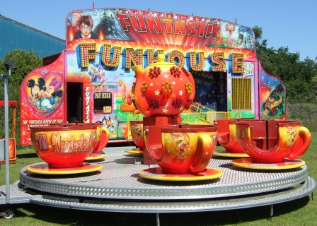 Carnival Fun Fairs