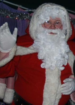 Santa Claus - Teesside - Kameleon Artz