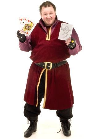 Paul Leeder Magician Teesside