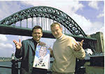 Paul Slattery Caricaturist Tyne & Wear