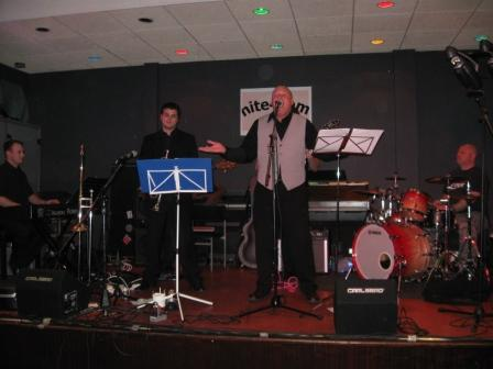 Perception Jazz Band from North East England