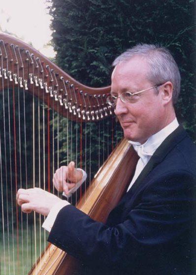 Peter Murphy Harpist Kent