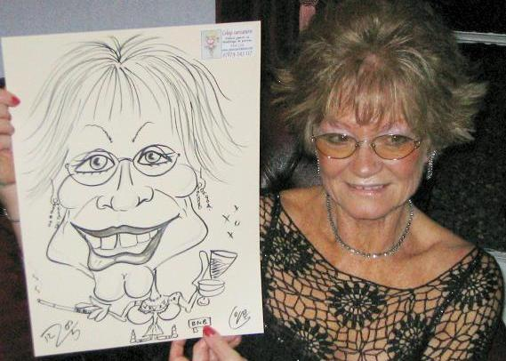 Phil Cole Caricaturist from Norfolk