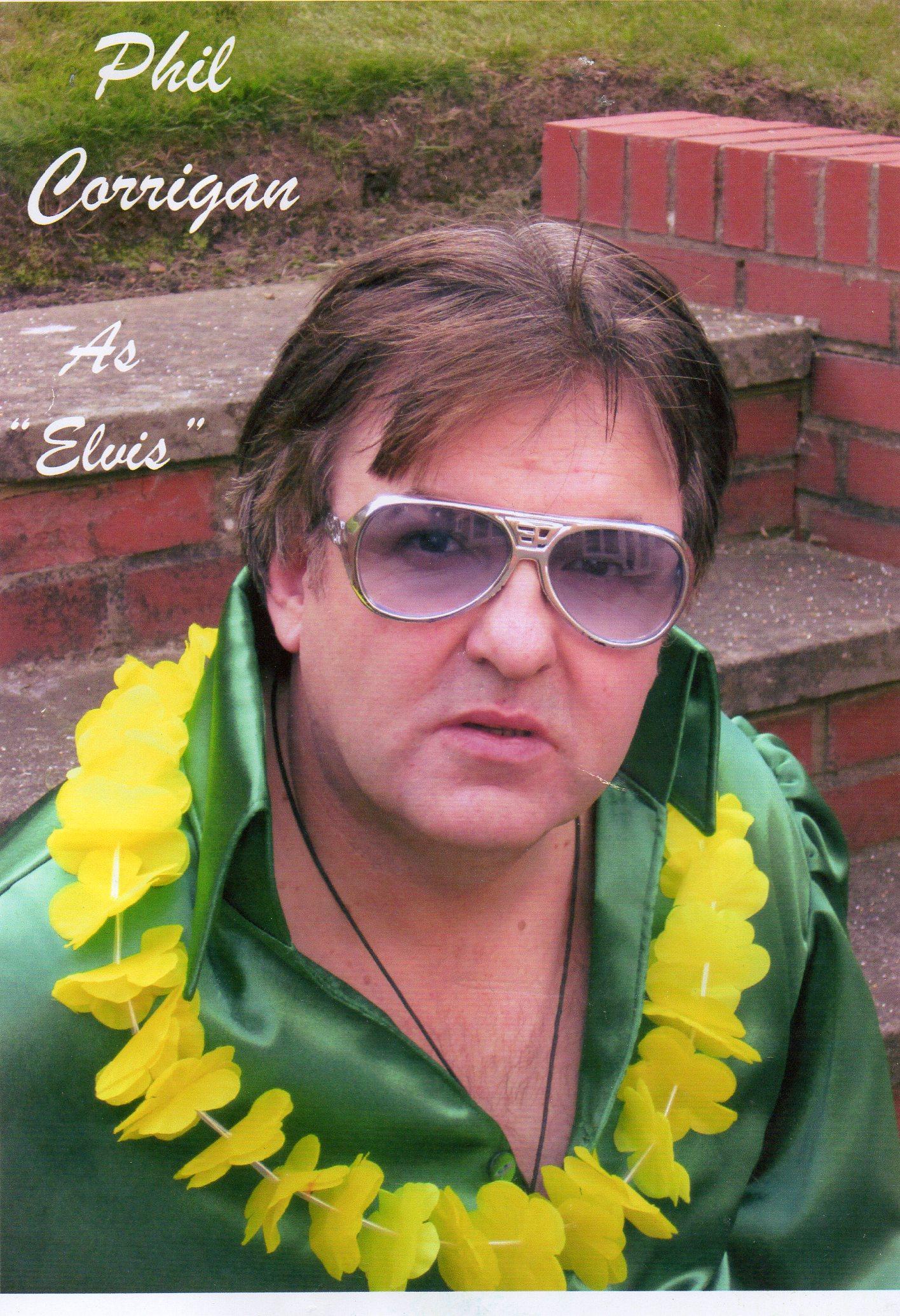 Phil Corrigan Male Vocalist Co Durham