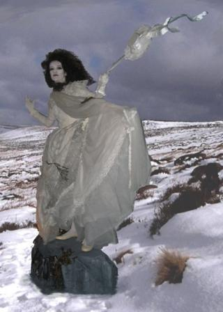 Wuthering Heights, Living Statues, Human Statues by Rachel Hyde South Yorkshire