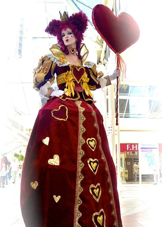 Queen of Hearts by Rachel H