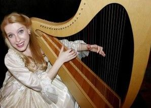 Celestia Harpist Buckinghamshire