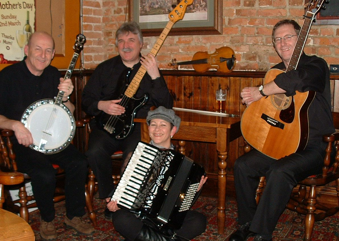 Ceilidh Band 'ReelDeel' North East