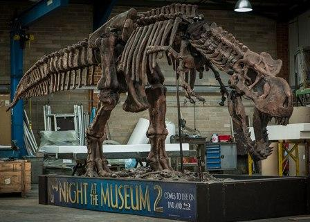 Rexy from Night at the Museum by Twins FX