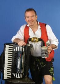 Robert Burtons One-man Bavarian Show