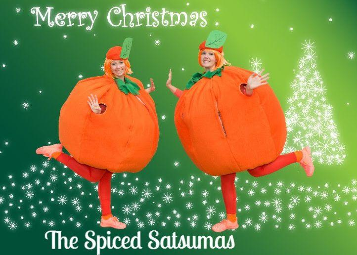 Spiced Satsuma's by Same Difference Arts