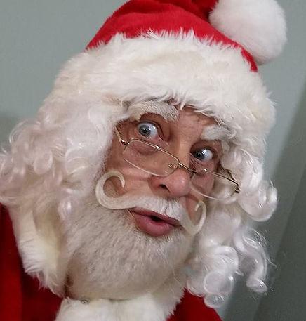 Santa Colin your Virtual Santa