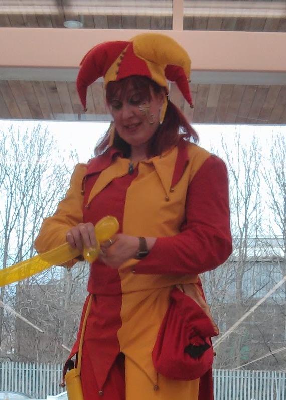 Balloon Modellling Sarah Shearer Teesside