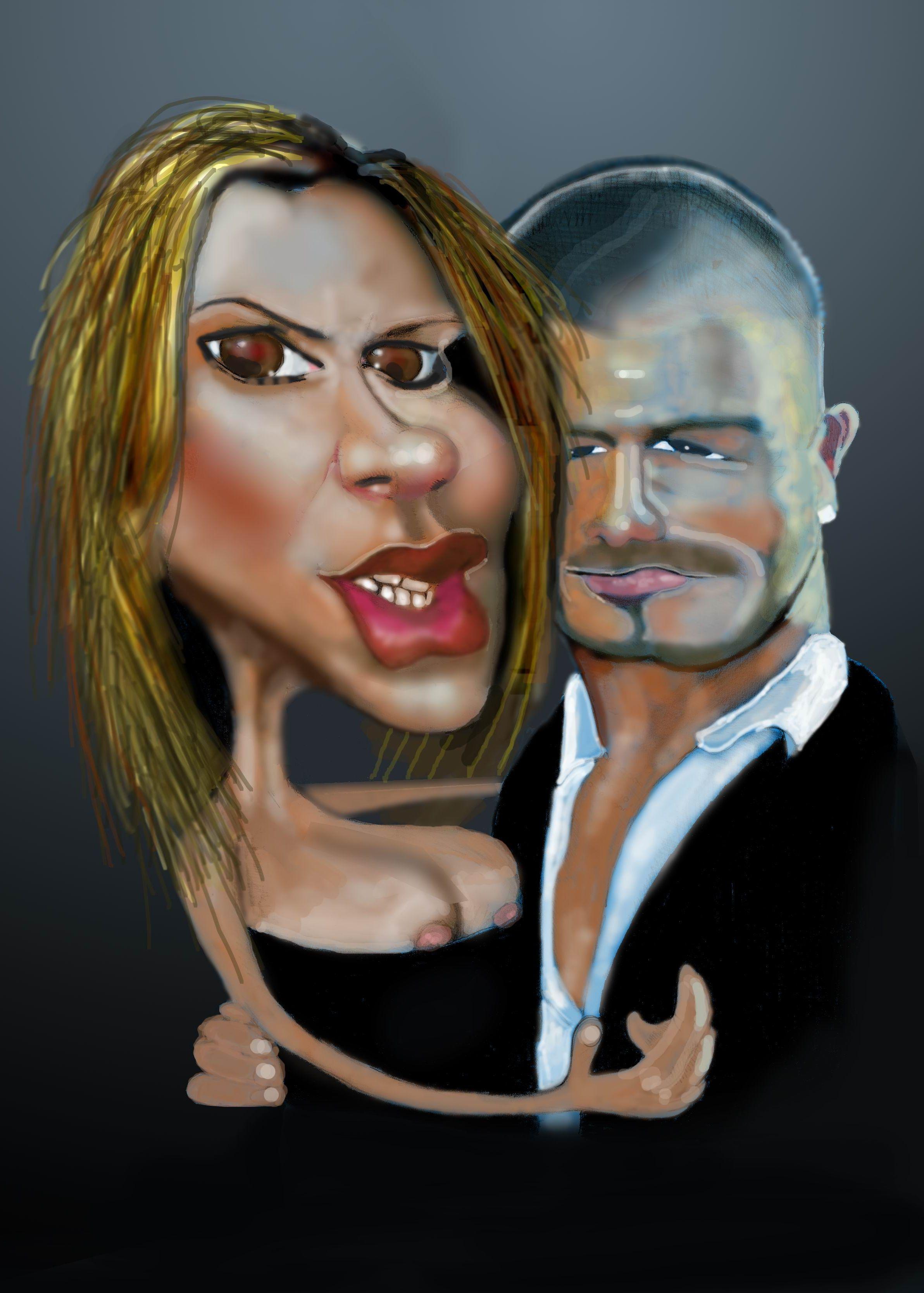 Scott Jones-McMahon Caricaturist from Northamptonshire