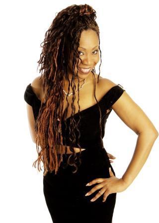 Sheyla Bonnick of Sounds of Boney M Original Artists