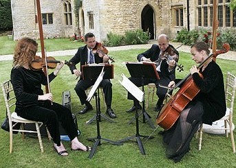 London Entertainers Status Cymbal String Quartet