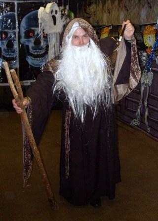 Wizard Magician Steve Ashcroft Teesside