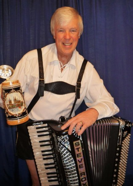 Steve Roxton International Accordianist and Singer