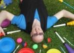 Steve Thomson Juggler Nnottinghamshire