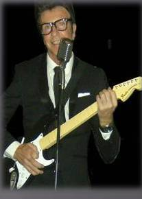 Stevie Cruz available as Tribute to Buddy Holly based in South Yorkshire